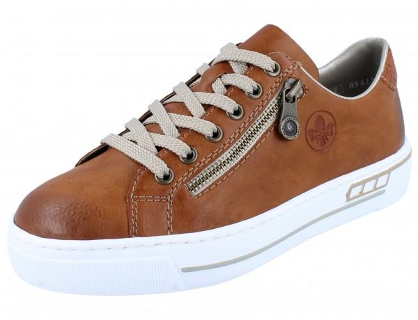 RIEKER L88C2-24 Sneaker braun