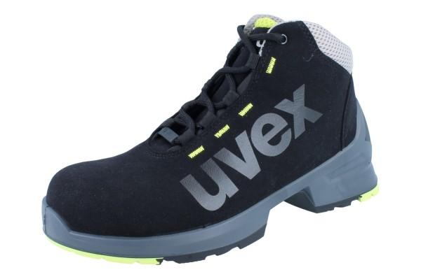 UVEX 1 Schnürstiefel 8545.8 S2 SRC schwarz