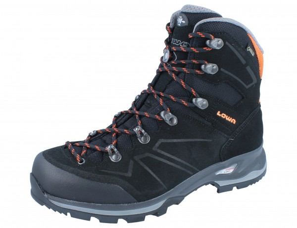 LOWA Baldo GTX WXL schwarz/orange