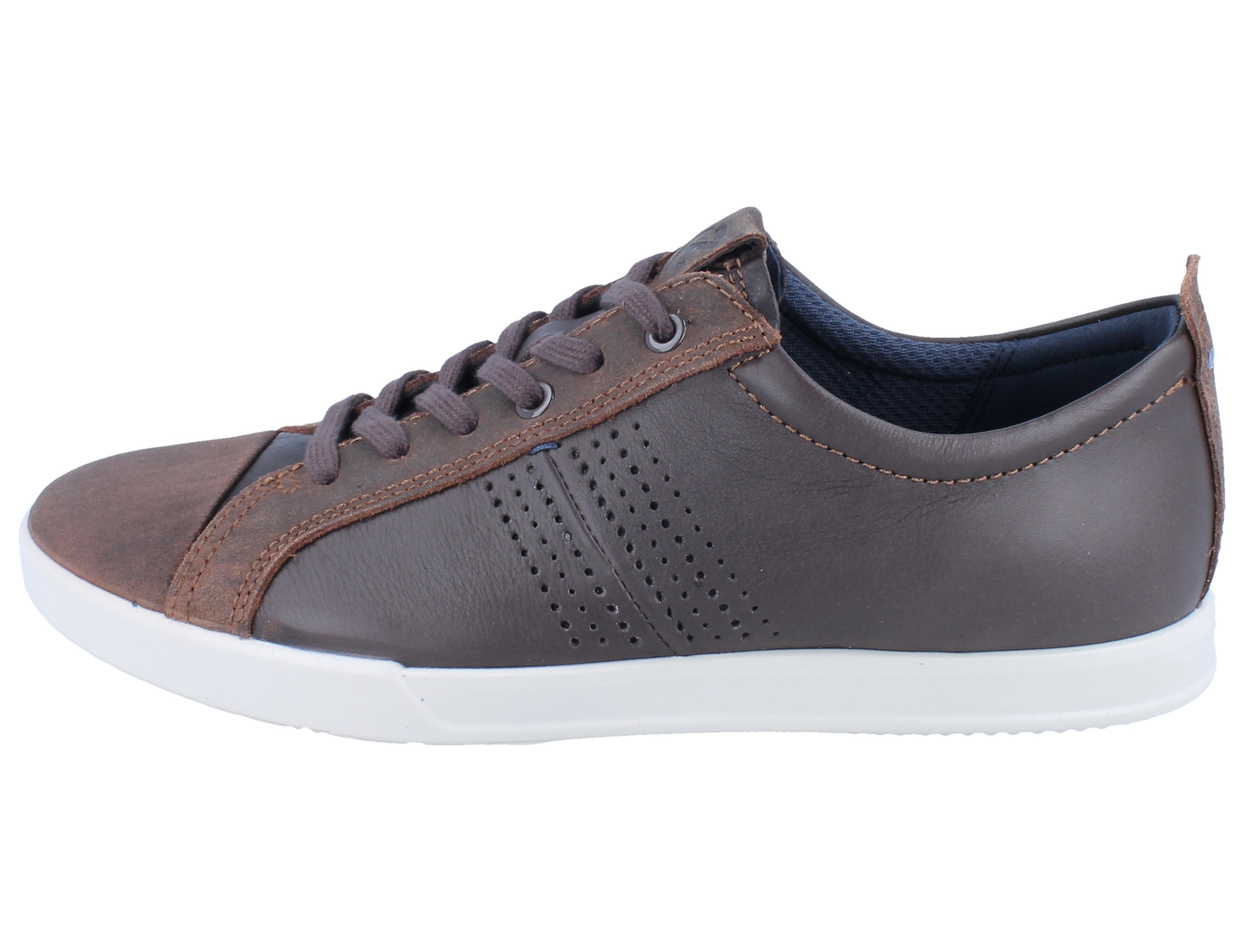 website for discount newest coupon code ECCO Collin Slipper 2.0 coffee/Leder