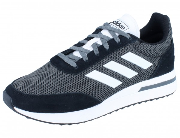 ADIDAS RUN70S schwarz/grau Textil