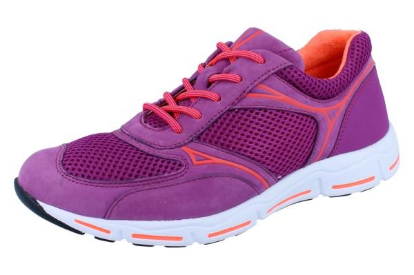 GABOR Comfort 46.375.54 Lifestyleschnürer Florenz violetta/orange