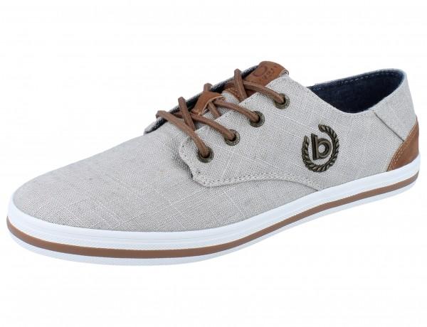 BUGATTI Alfa light grey/Textil