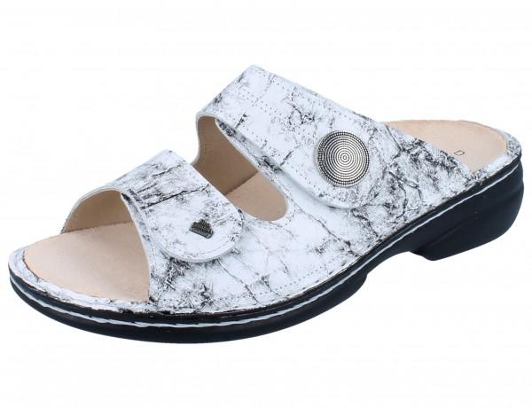 FINN COMFORT Sansibar bianco/Marble