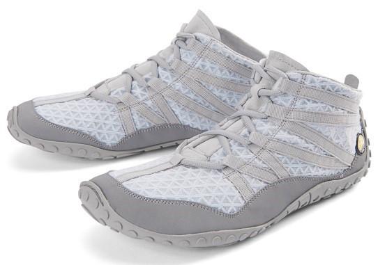 JOE NIMBLE Schuhe FlexToes grau/Textil