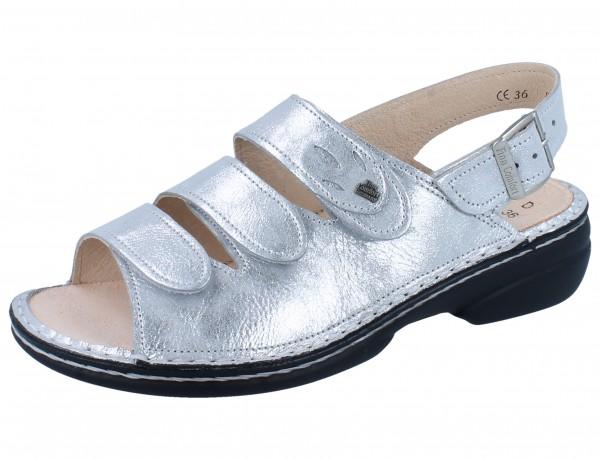 FINN COMFORT Saloniki argento/Slide
