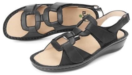 BÄR Schuhe Classic Mirella schwarz Lammnappa