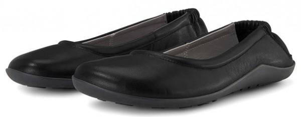JOE NIMBLE Schuhe StepToes schwarz/Lammnappa