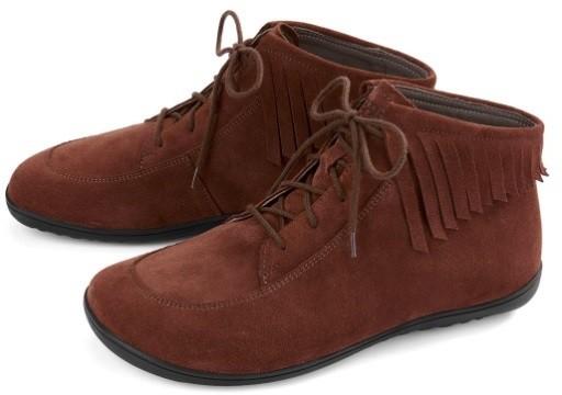 BÄR Schuhe Classic Poca brasil/Kalbvelours