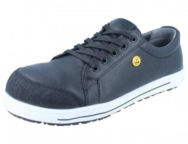lowest price 72628 82bc6 BIRKENSTOCK QS 500 normale Weite S3 ESD black Leder