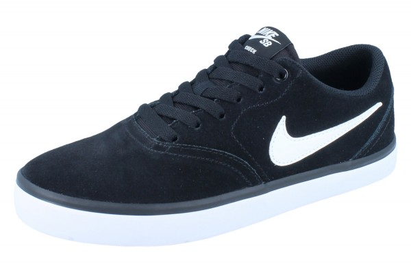 NIKE SB Check Solar Herren black/white