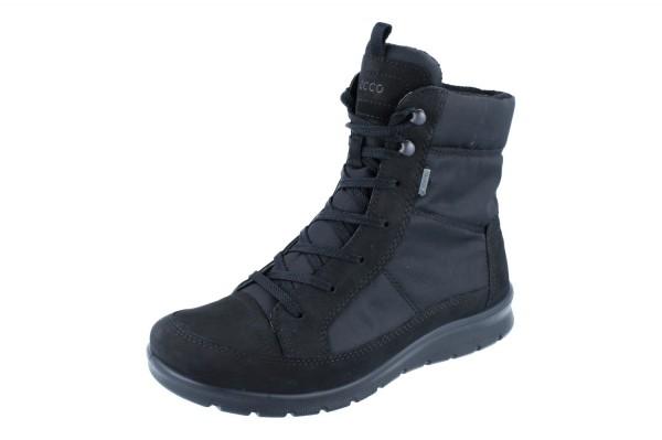 ECCO Babett Boot Fuego black Gore-Tex