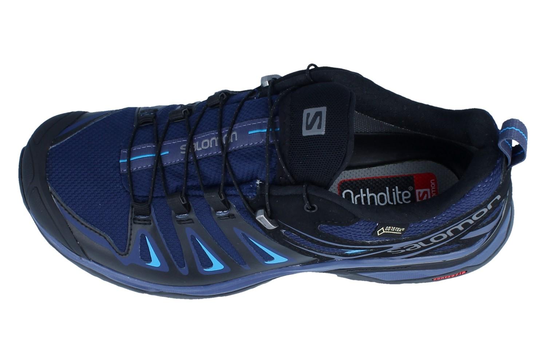 SALOMON X Ultra 3 GTX W blauschwarz