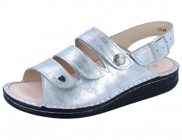 FINN COMFORT Juist-Soft argento/Slide