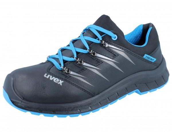 UVEX 2 trend Halbschuh 6934.2 S3 SRC schwarz/blau