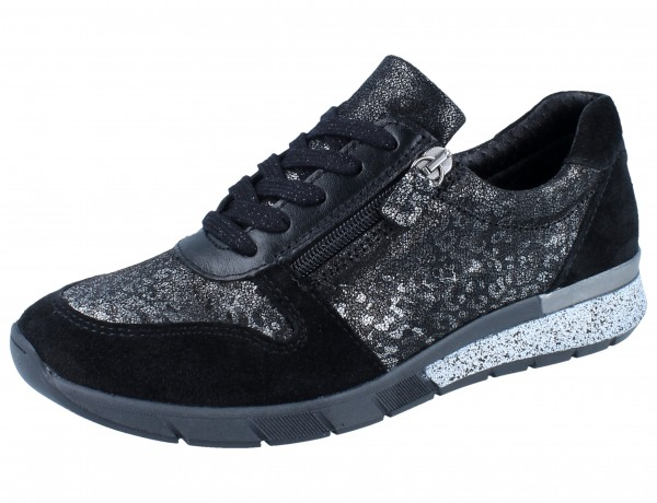 LONGO 1061205 black/Leder