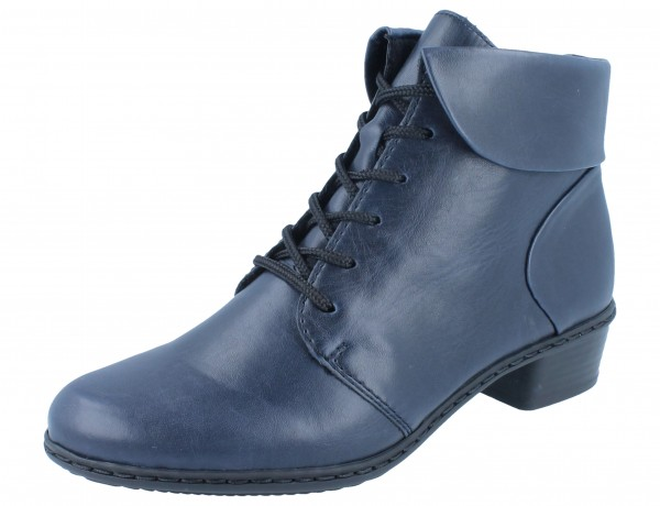 RIEKER Y0711-14 Stiefelette blau