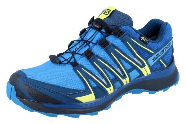 SALOMON XA Lite GTX indigo bunting/snorkel blue/sulpher spring
