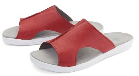 BÄR Schuhe Classic Paula rot/Kalbnappa