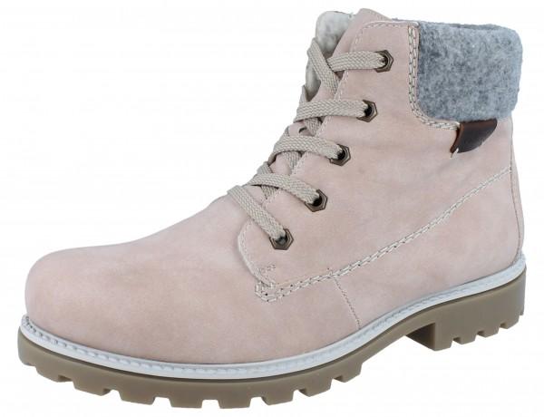 RIEKER Z1420-32 Stiefel rosa