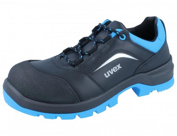 UVEX 2 xenova Halbschuh 9555.2 S3 SRC ESD schwarz