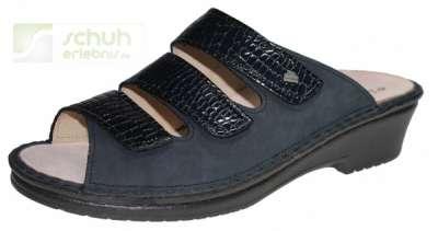 Finn Comfort Pantolette Como baltic/blau KDkBF5ZSaz