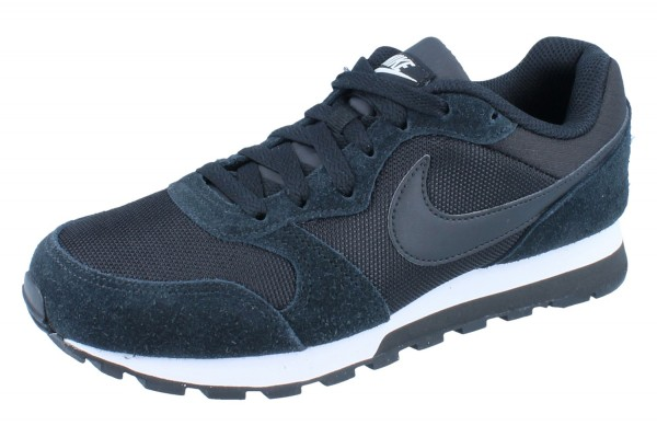NIKE MD Runner 2 black/black-white