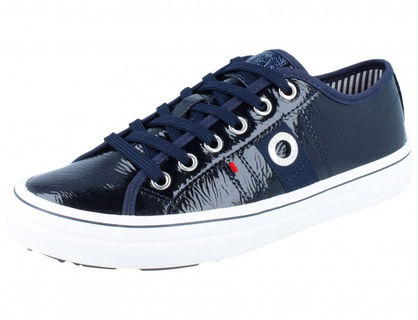 S.OLIVER 23640-24-832 Sneaker navy patent
