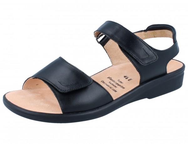 GANTER Sonnica E Sandale schwarz/Calf