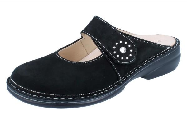 FINN COMFORT Windsor Soft schwarz/Nubuk