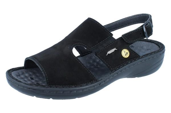 ABEBA 36872 Reflexor Comfort OB SRB ESD schwarz