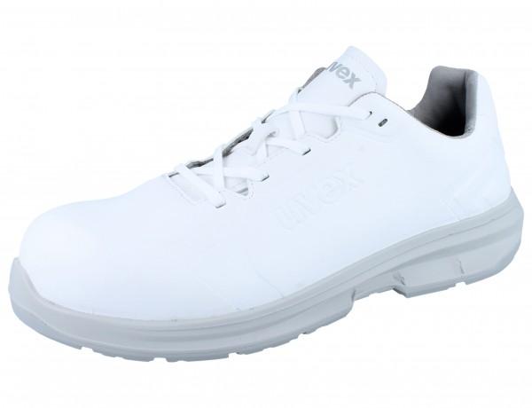 UVEX 1 sport hygiene Halbschuh 6582.2 S3 SRC weiß
