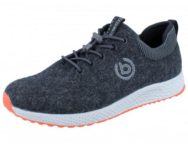BUGATTI Java grey/Textil