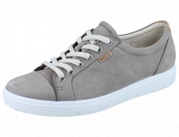 ECCO Soft 7 W warm grey/Leder