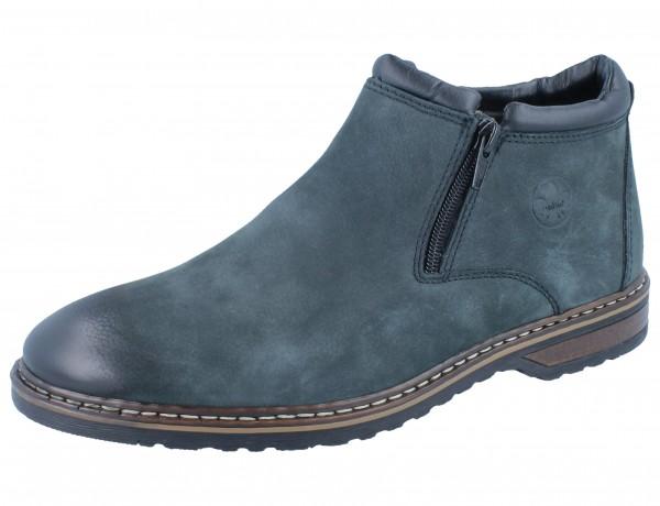 RIEKER 13961-14 Stiefel blau