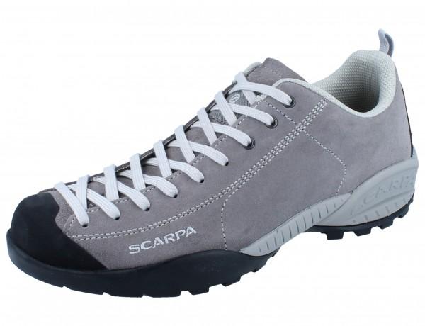 SCARPA Mojito steel gray/Suede Leder