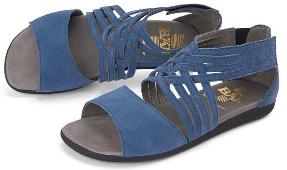BÄR Schuhe Classic Sakura jeans/Kalbsverlours