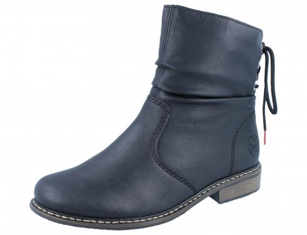 RIEKER Z49L1-00 Stiefel schwarz