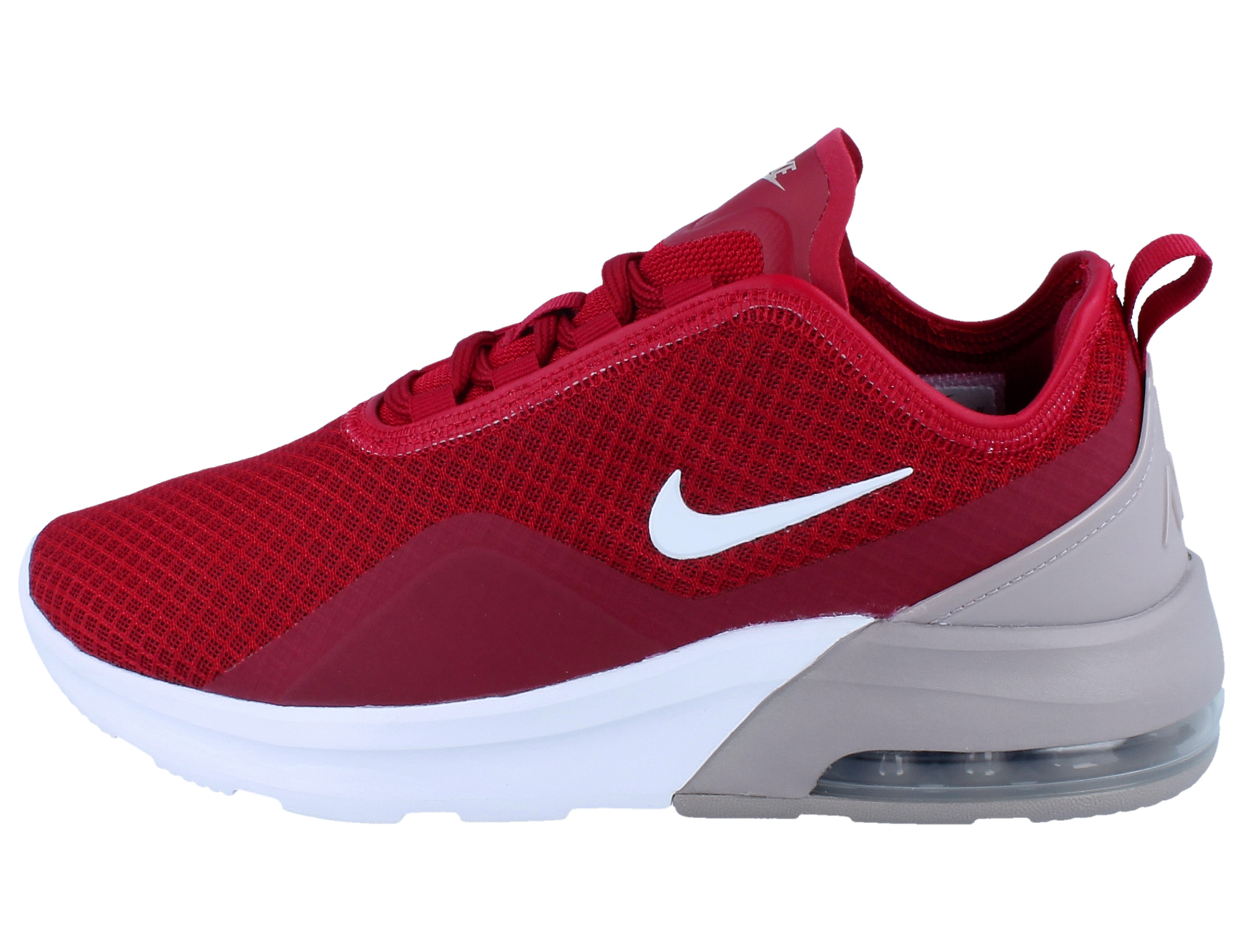 NIKE WMNS Air Max Motion 2 noble redwhite pumice
