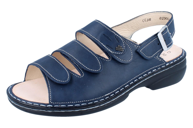 finn comfort saloniki bluette mozart sandalen finn. Black Bedroom Furniture Sets. Home Design Ideas