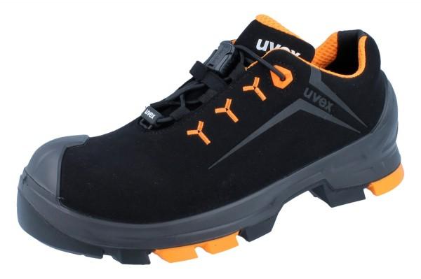 UVEX 2 Halbschuh 6508.2 S3 SRC schwarz