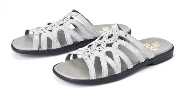 BÄR Schuhe Classic Cinzia hellgrau/Rindvelours