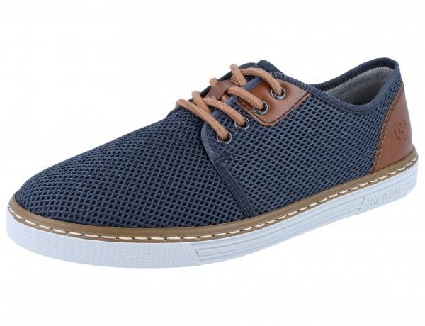 RIEKER B4932-16 Sneaker blau