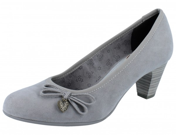 S.OLIVER 22470-34-200 Pumps grey
