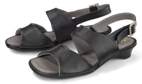 BÄR Schuhe Classic Canberra schwarz/Lammnappa