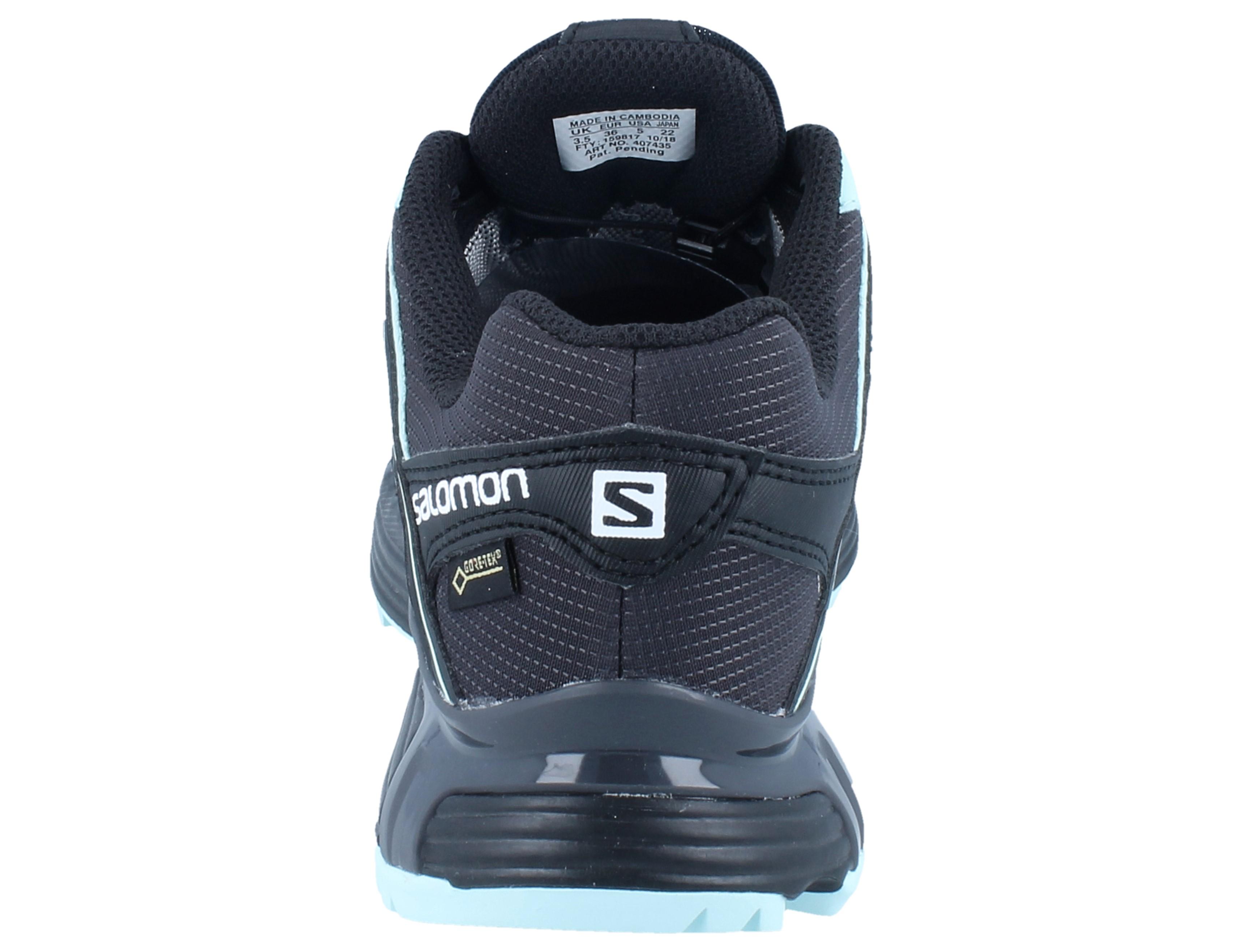 SALOMON XT Asama GTX W schwarzblau