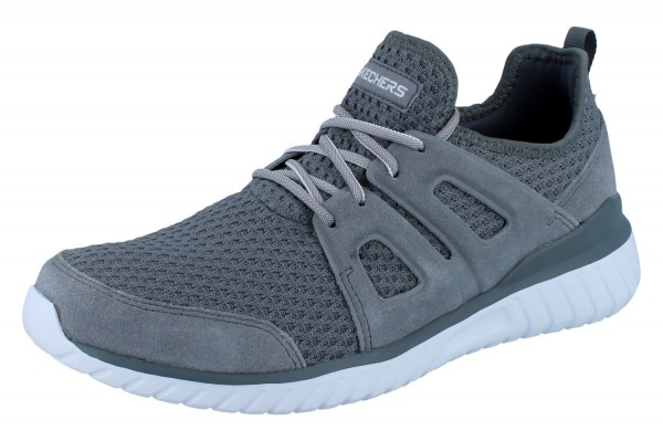SKECHERS Sport Rough Cut charcoal