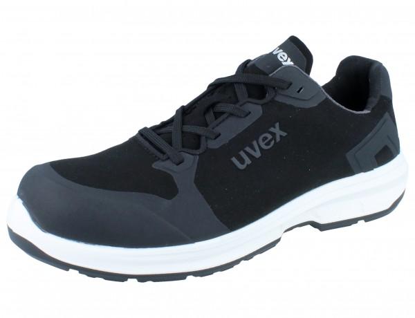 UVEX 1 sport Halbschuh 6596.2 S3 SRC schwarz