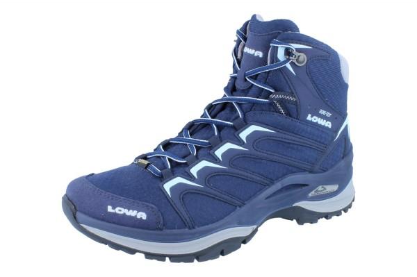 LOWA Innox GTX Mid Ws navy/eisblau