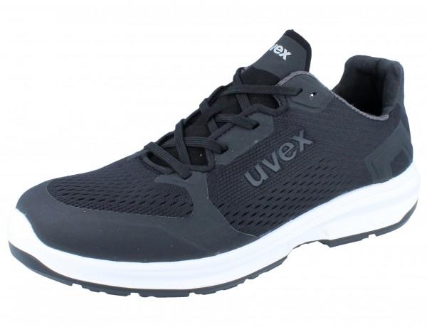 UVEX 1sportsline Halbschuh 6598.8 S1 SRC schwarz